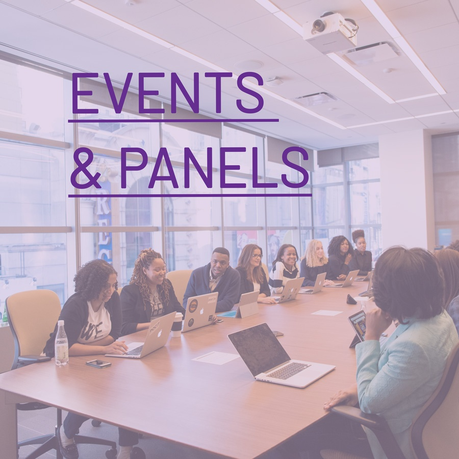 Global Digital Women - Events & Panels